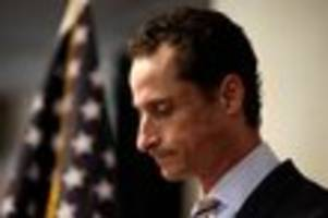 Anthony Weiner Reportedly Had Sext Relationship With 15-Year-Old Girl