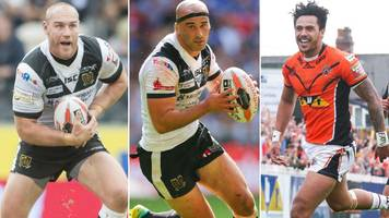 man of steel: hull fc's ellis and houghton and castleford's solomona shortlisted