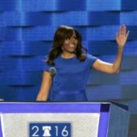 First Lady Michelle Obama Weighs In On Melania Trump's Plagiarized RNC Speech