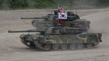 US-South Korea Training Will Include Mock Attack On Nuclear Facility