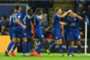Leicester City fans vote Okazaki man of the match from EFL Cup...