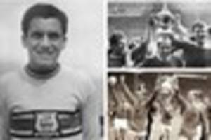 everton fa cup final hero on influence of plymouth argyle and...