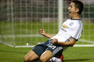 northampton town 1-3 man utd: ander herrera and marcus rashford dig jose out of trouble - 5 things we learned