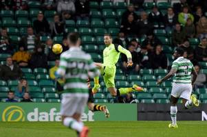 Social media has its say as Craig Gordon avoids red card for challenge Bruce Lee would have been proud of