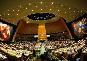 LIVE: World leaders address UN General Assembly in New York