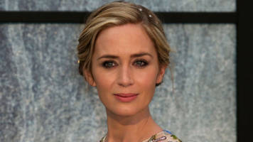 Emily Blunt speaks out against 'mummy cult' at Girl on the Train premiere