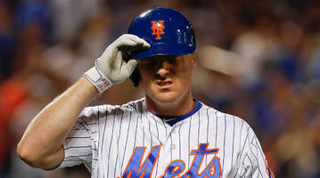 three strikes: jay bruce's struggles continue; is there a wild-card darkhorse?