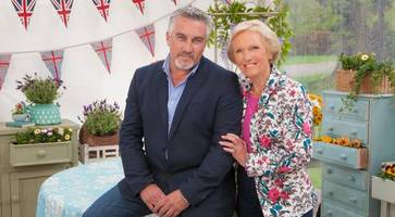 Paul Hollywood to remain on Great British Bake Off as Mary Berry quits
