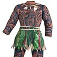 Disney pulls controversial costume for new film Moana from stores