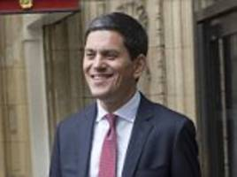 Labour is further from power than at any time since the 1930s, David Miliband warns as Jeremy Corbyn prepares to be elected leader for the second time