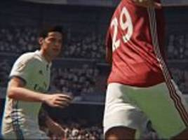 Official trailer for FIFA 17 revealed as Anthony Martial, Eden Hazard, James Rodriguez and Marco Reus take centre stage in teaser clip for new game