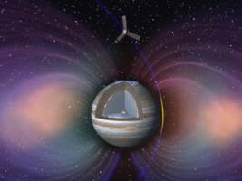 this amazing video shows what it's like to zoom through space on nasa's daredevil jupiter probe
