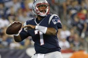 Jacoby Brissett makes this the most interesting Patriots game of the decade