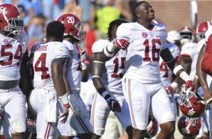 Discussing the Crimson Tide on the Bama Hammer Podcast, Episode 6