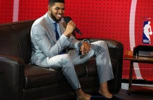 Timberwolves' Karl-Anthony Towns loves video games and Gatorade