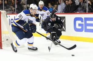 St. Louis Blues Opposition:  The New York Islanders