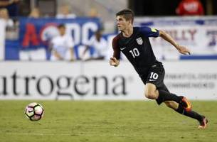 mls adds christian pulisic to allocation ranking list