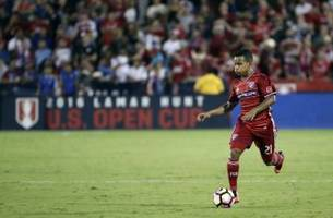 michael barrios discusses the mls treble, fabian castillo, and fc dallas