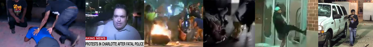 The Charlotte Riots: What They Are Not Telling You