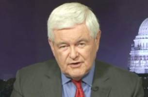 gingrich on charlotte: 'objective fact' that obama's approach has made things worse