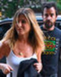 is jennifer aniston heading for divorce too? star's hubby 'in contact with ex'