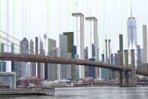 What if New York City is just a really good optical illusion?