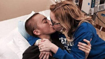 'the fault in our stars' wife dies 5 days after husband