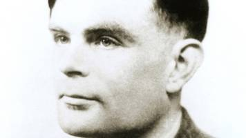 government 'committed' to alan turing gay pardon law