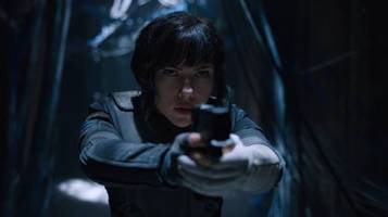 paramount teases us with 5 mini ghost in the shell trailers