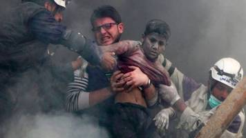 Dear Assad, Here's Why The White Helmets Matter To Syria