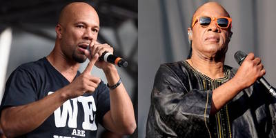 "common and stevie wonder's new ""black america again"" video features alton sterling shooting footage"