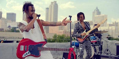 """Watch Rae Sremmurd and Gucci Mane Rock Out in New """"Black Beatles"""" Video"""