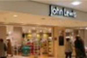 Half of Derby shoppers want a John Lewis