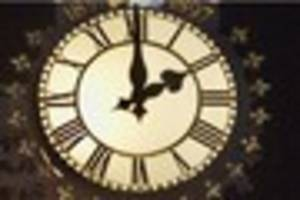 when do the clocks go back in 2016?
