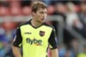 jack stacey admits to weird atmosphere in exeter city changing...
