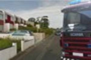 Arsonists strike for third night running in Plymouth