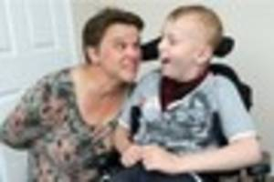 terminally-ill truro boy toby penrose defies doctors who gave him...