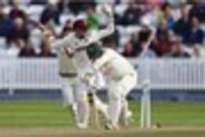 County Championship: Somerset now waiting on Middlesex v...