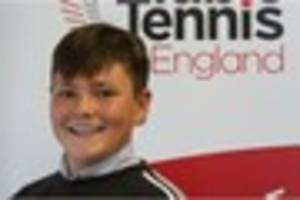 margate teen chosen as youngest uk table tennis england...