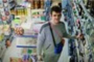 Bournemouth taxi driver attacked with knife - CCTV pictures
