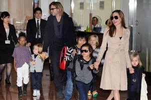 Angelina Jolie binned Brad Pitt after his 'air-rage' rant sparked 'child protection probe'