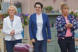 bbc to launch great british bake off rival with mary berry, sue perkins and mel geidroyc