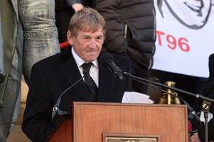 Kenny Dalglish to receive Freedom of City of Liverpool for support of Hillsborough families