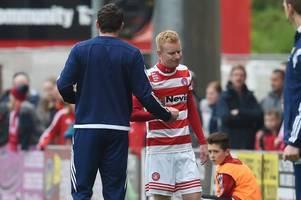 martin canning in swipe at gordon strachan as he says ali crawford will have to quit accies for scotland call