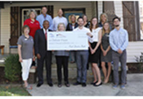 faulkner county nonprofit receives $16k grant from fhlb dallas and first service bank