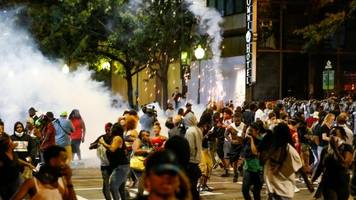 Charlotte street protests prompt state of emergency