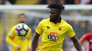 2018 world cup: watford's isaac success gets first nigeria call-up