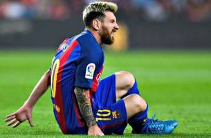 argentina manager says barcelona don't take care of lionel messi