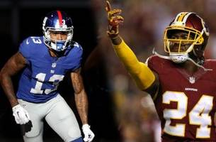 nfl official: refs will 'be a presence early' in josh norman-odell beckham jr. matchup