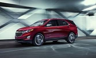 2018 Chevrolet Equinox Available With 1.6-liter Turbo Diesel Engine